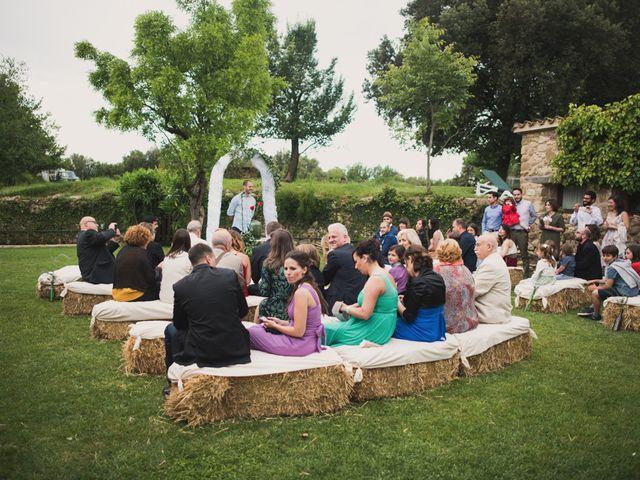 La boda de Roger y Esther en Crespia, Girona 60