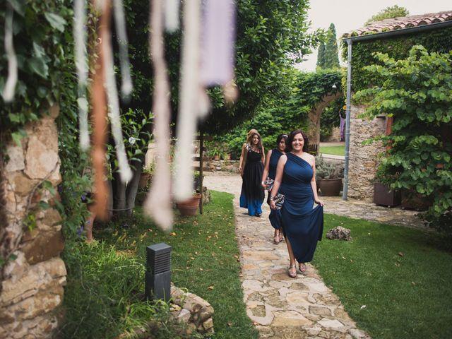La boda de Roger y Esther en Crespia, Girona 61