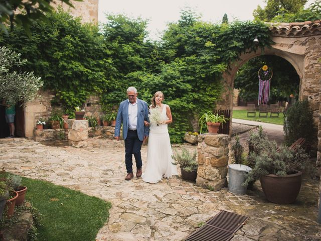 La boda de Roger y Esther en Crespia, Girona 63