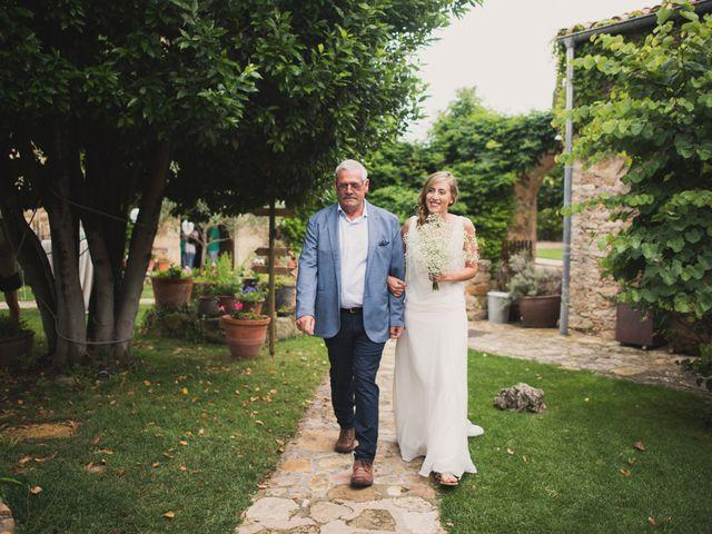La boda de Roger y Esther en Crespia, Girona 64