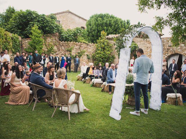 La boda de Roger y Esther en Crespia, Girona 73
