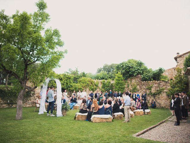 La boda de Roger y Esther en Crespia, Girona 76