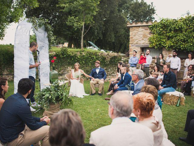 La boda de Roger y Esther en Crespia, Girona 77