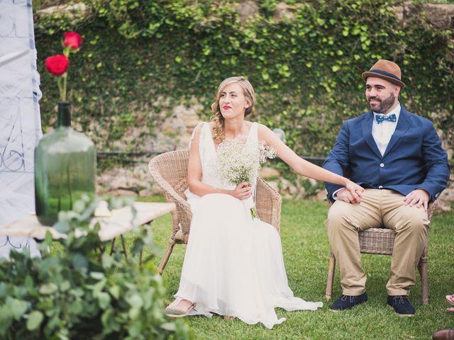 La boda de Roger y Esther en Crespia, Girona 78