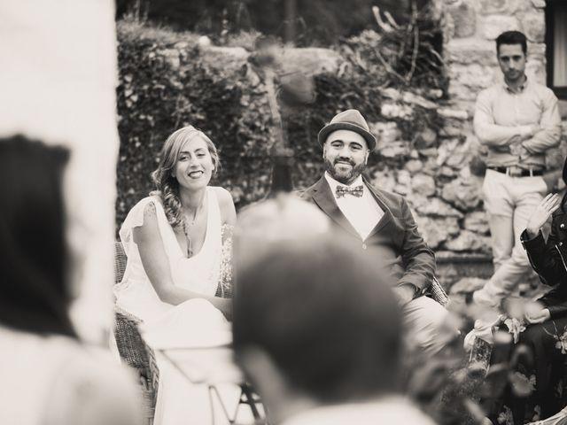 La boda de Roger y Esther en Crespia, Girona 81