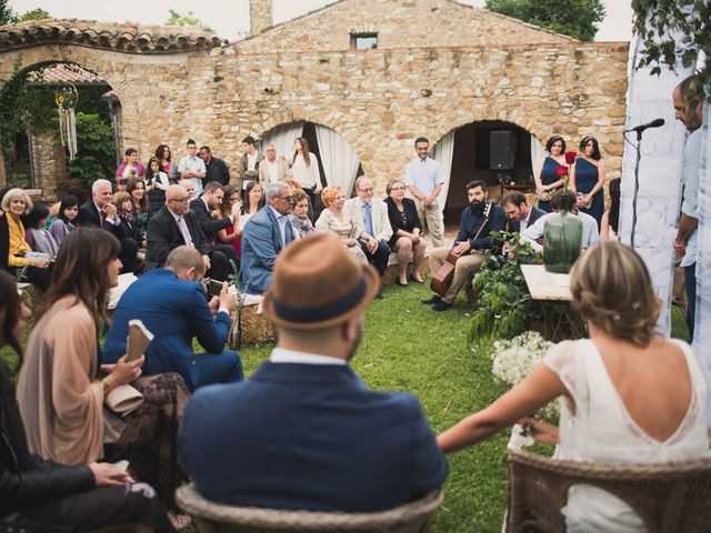 La boda de Roger y Esther en Crespia, Girona 84