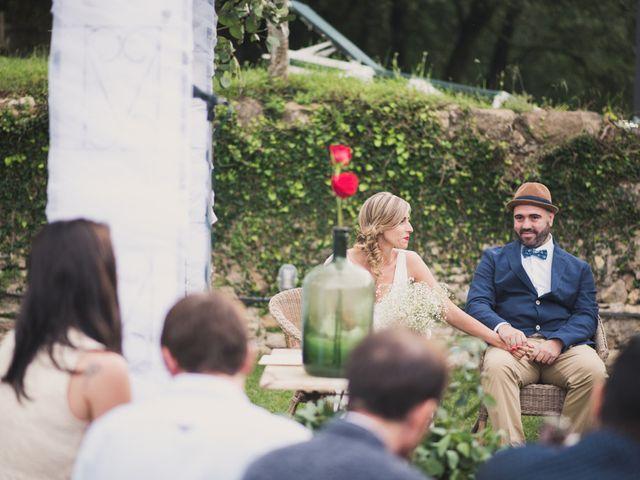 La boda de Roger y Esther en Crespia, Girona 85