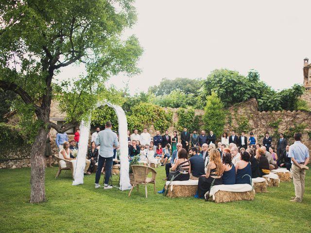 La boda de Roger y Esther en Crespia, Girona 86