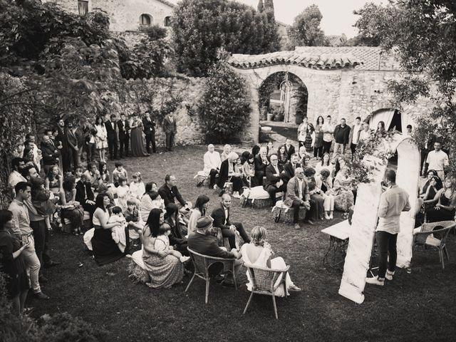 La boda de Roger y Esther en Crespia, Girona 87