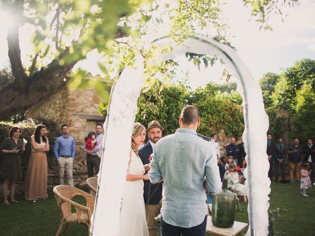 La boda de Roger y Esther en Crespia, Girona 100