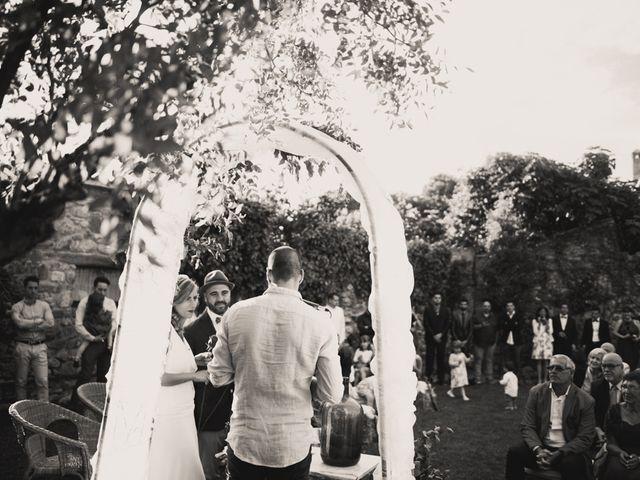 La boda de Roger y Esther en Crespia, Girona 101