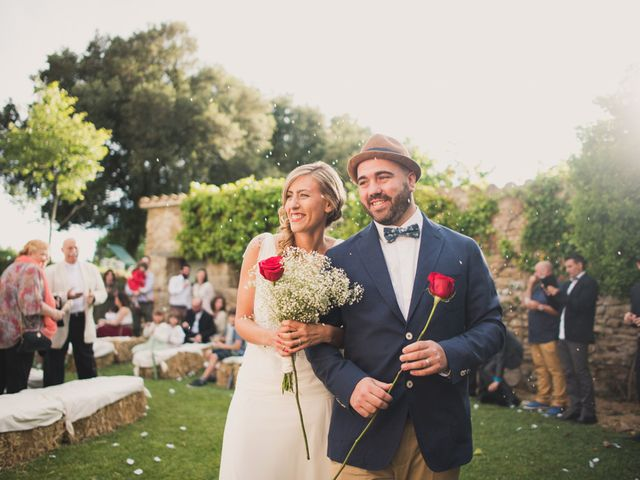 La boda de Roger y Esther en Crespia, Girona 107