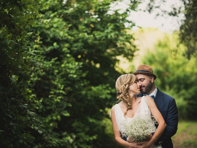 La boda de Esther y Roger