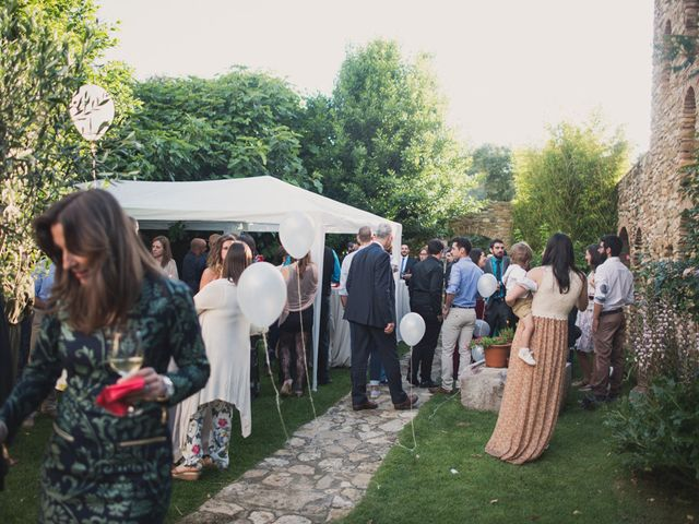 La boda de Roger y Esther en Crespia, Girona 121