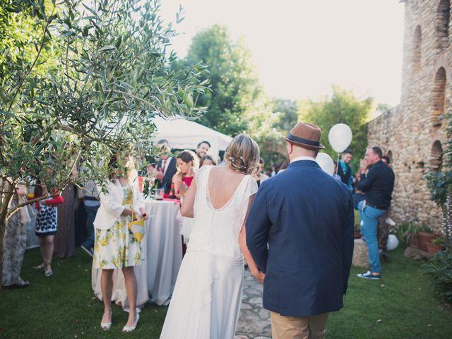 La boda de Roger y Esther en Crespia, Girona 125