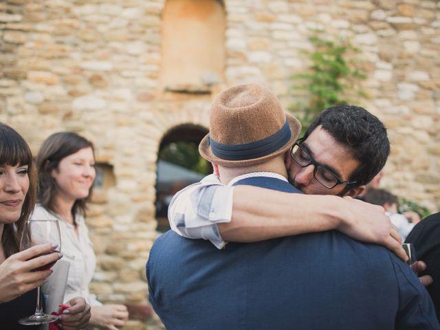 La boda de Roger y Esther en Crespia, Girona 131