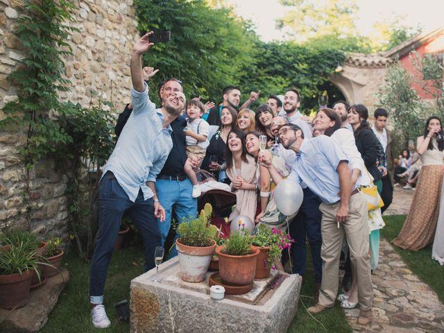 La boda de Roger y Esther en Crespia, Girona 139