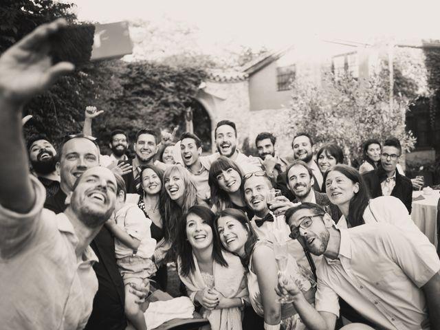 La boda de Roger y Esther en Crespia, Girona 140