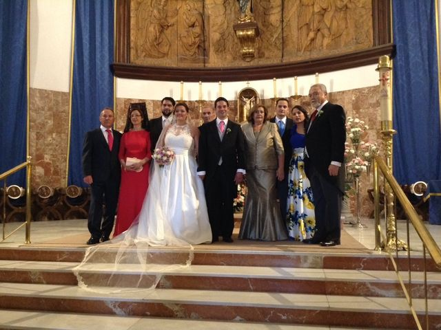 La boda de Juan y Laura en Córdoba, Córdoba 8