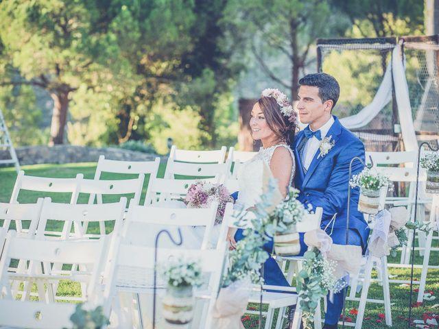 La boda de Andrea y Sergi