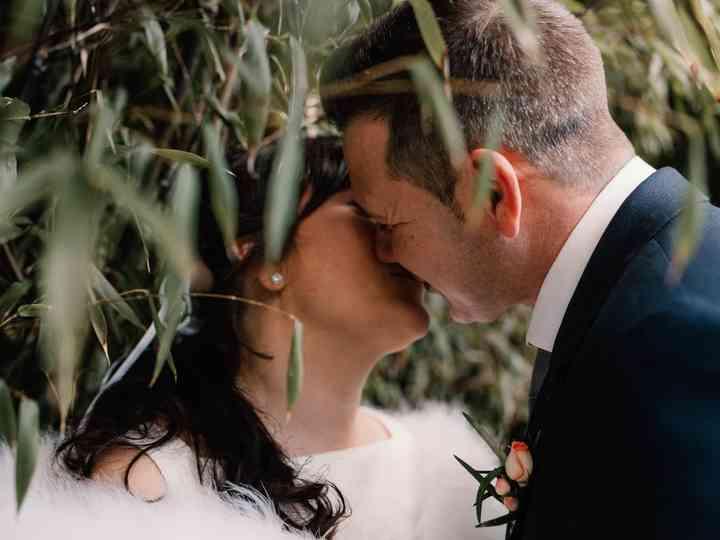 La boda de Marta y Chito