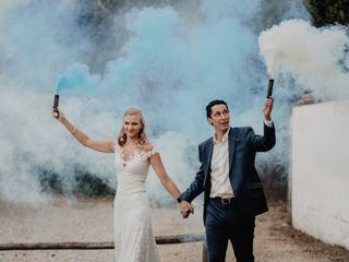 La boda de Miriam y Gustavo