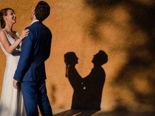 La boda de Andrea y Ignasi
