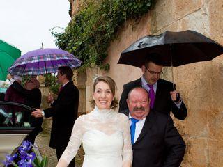 La boda de Vane y Garci 2