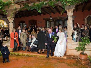 La boda de Vane y Garci 3