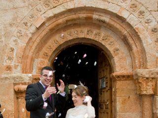 La boda de Vane y Garci