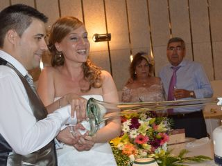 La boda de Carolina y Eugenio