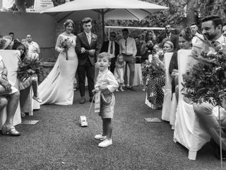 La boda de Miriam y Angel