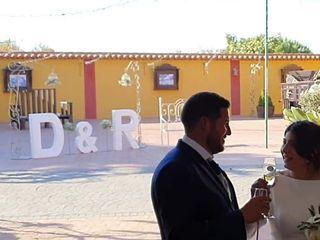 La boda de Rocío y Diego