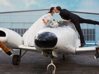La boda de Oscar y Sandra