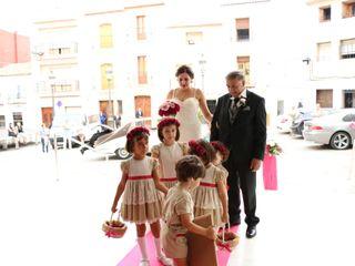 La boda de Manuel y Nuria 2