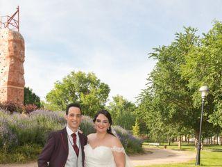 La boda de Natalia y Paco 1