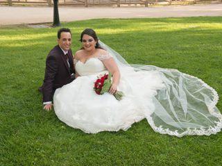 La boda de Natalia y Paco
