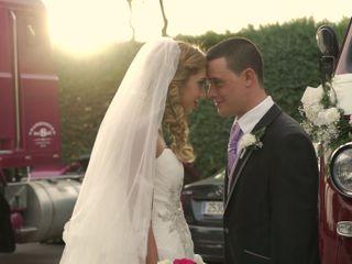 La boda de Miriam y Enrique
