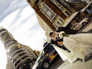 La boda de Tamara y Cristian
