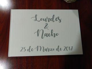 La boda de Lourdes y Nacho 1