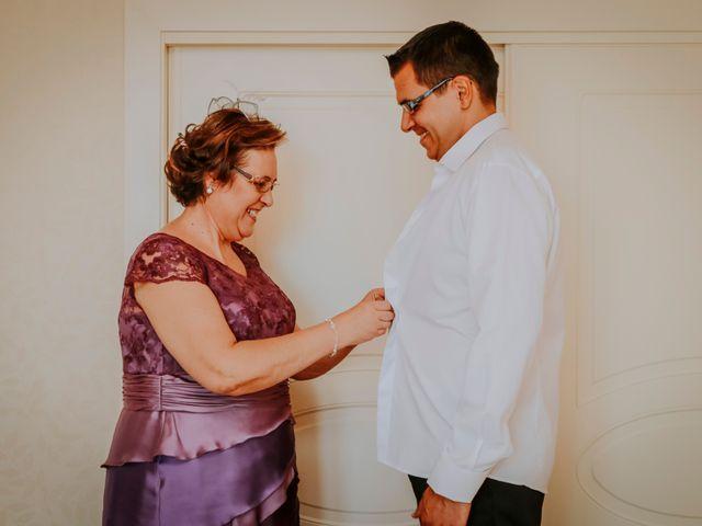 La boda de Antonio y Carmen en Albacete, Albacete 1