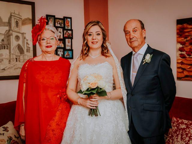 La boda de Antonio y Carmen en Albacete, Albacete 33