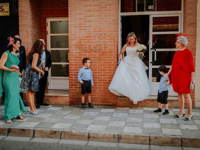 La boda de Antonio y Carmen en Albacete, Albacete 39