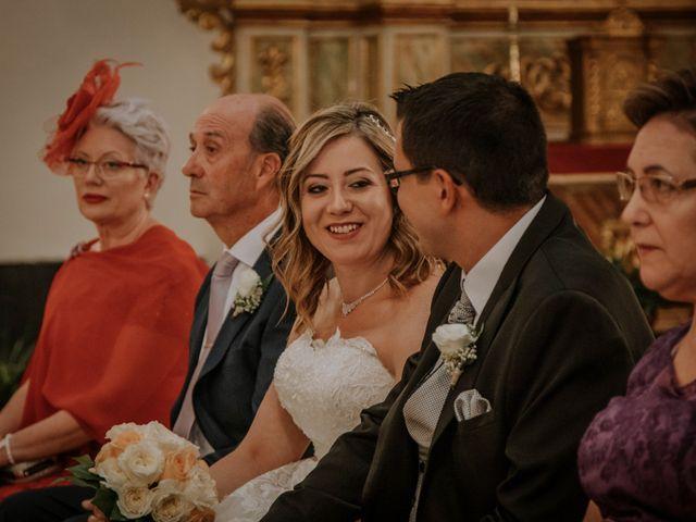 La boda de Antonio y Carmen en Albacete, Albacete 45