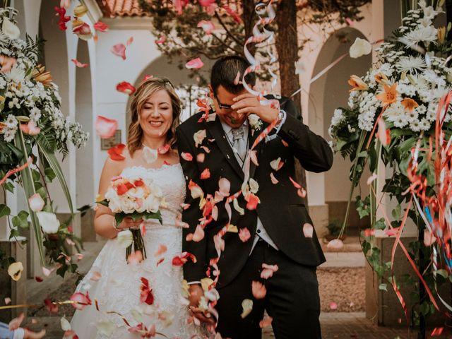 La boda de Antonio y Carmen en Albacete, Albacete 55