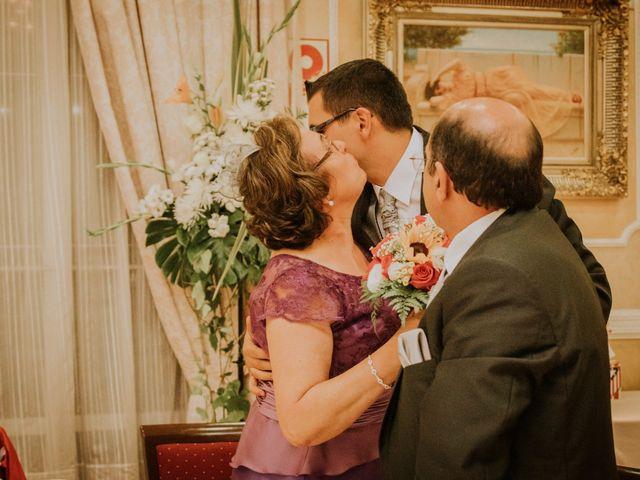 La boda de Antonio y Carmen en Albacete, Albacete 62