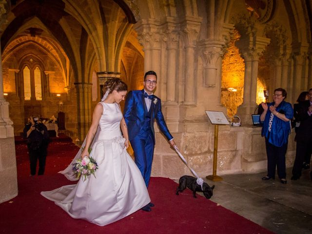 La boda de Pablo y Tania en Nuevalos, Zaragoza 5