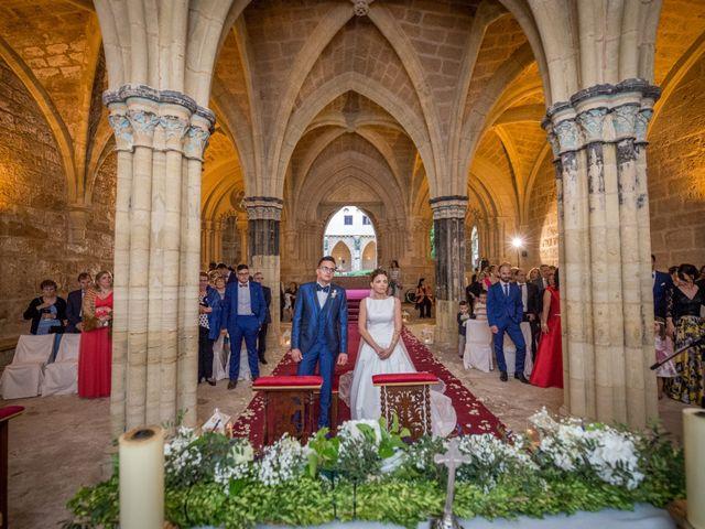 La boda de Pablo y Tania en Nuevalos, Zaragoza 13