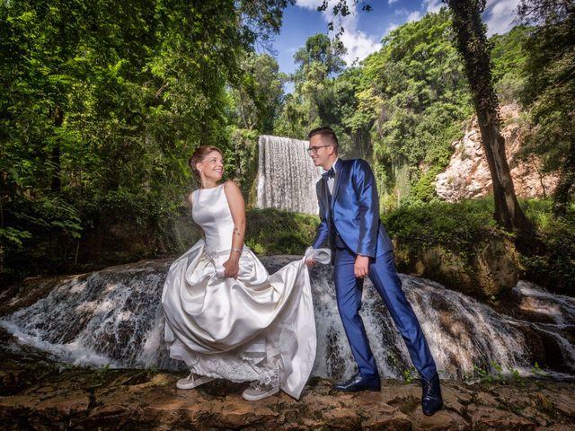 La boda de Pablo y Tania en Nuevalos, Zaragoza 15