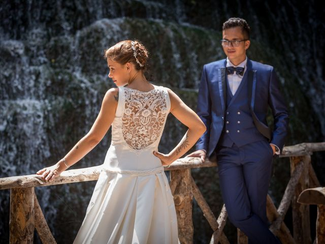 La boda de Pablo y Tania en Nuevalos, Zaragoza 17